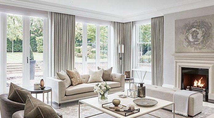 Ilkbahara Uygun En Güzel Beyaz Salon Dekorasyon Fikirleri